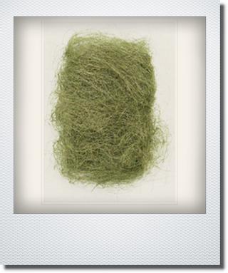 画像1: シサル麻 『グリーン』